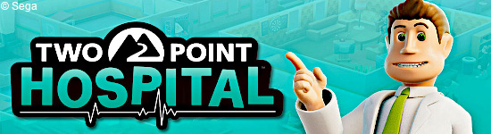 Two Point Hospital - Neuer Releasetermin
