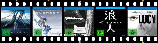 Universal Pictures - Demnächst weitere Filme erscheinen im Steelbook