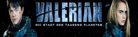 Valerian - Ab November auf DVD und Blu-ray