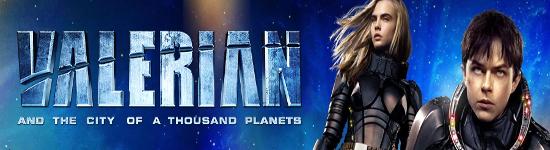 BD Kritik: Valerian - Die Stadt der tausend Planeten