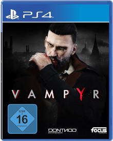 PS4 Kritik: Vampyr