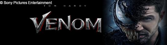 BD Kritik: Venom
