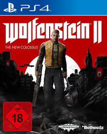 PS4 Kritik: Wolfenstein II - The New Colossus