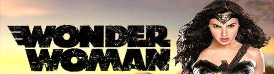 Wonder Woman - Erste Trailer