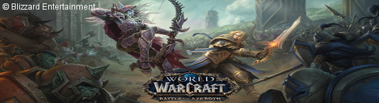 World of Warcraft: Battle for Azeroth - Ab August
