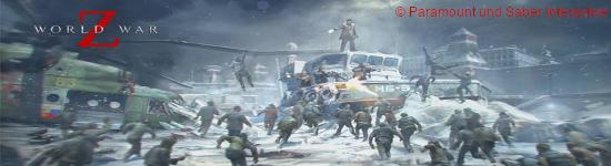 World War Z: The Game - Gameplay-Trailer #2