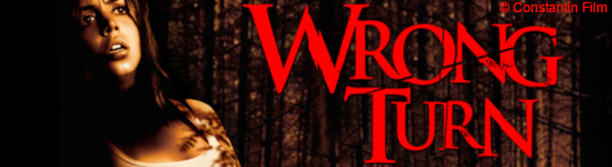 Wrong Turn 1-6 - Mediabooks ab Marz im Handel