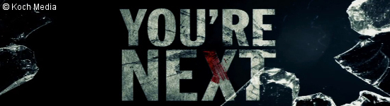 You Are Next - Ab Juni auf DVD und Blu-ray