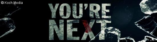 You Are Next - Ab Juni auf DVD und Blu-ray