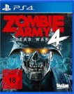 PS4 Kritik: Zombie Army 4 - Dead War