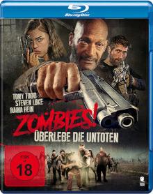 BD Kritik: Zombies! - Überlebe die Untoten